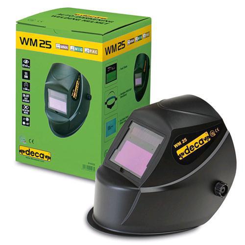 Сварочная маска хамелеон DECA WM 25 LCD