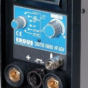 Инверторная сварка Ergus Digitig 170/50 HF ADV G-P, фото 2