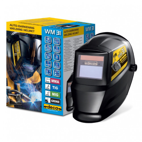 Сварочная маска хамелеон DECA WM 31 LCD