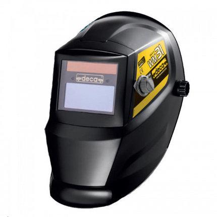 Сварочная маска хамелеон DECA WM 31 LCD, фото 2