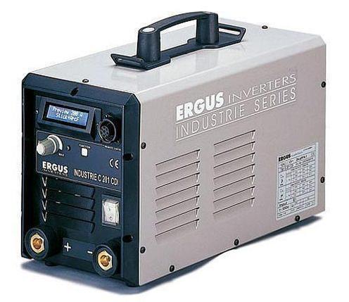 Инверторная сварка Ergus C201 CDI, фото 2