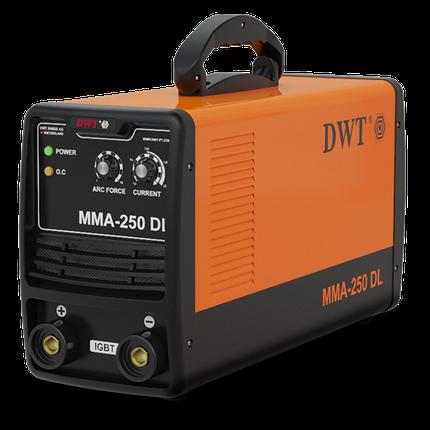 DWT Инвертор постоянного тока ММА-250 DL, фото 2