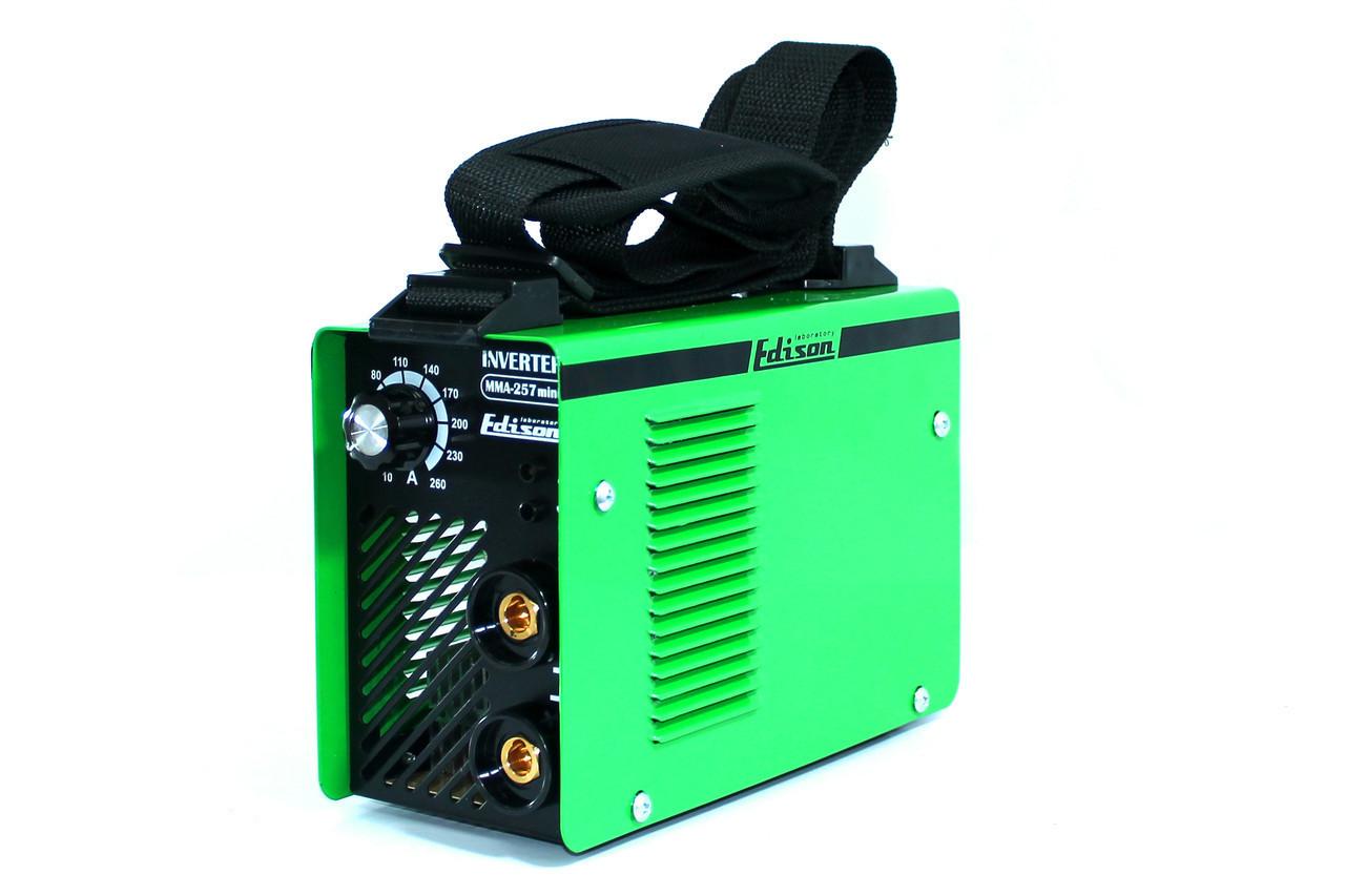 Сварочный инвертор Edison 257 mini
