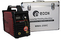 Инверторная сварка ММА 250C Edon Эдон