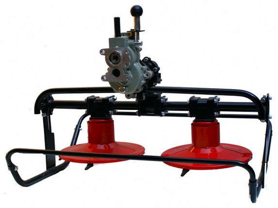 Косилка роторная Кентавр КР-02 ВОМ шпонка, фото 2