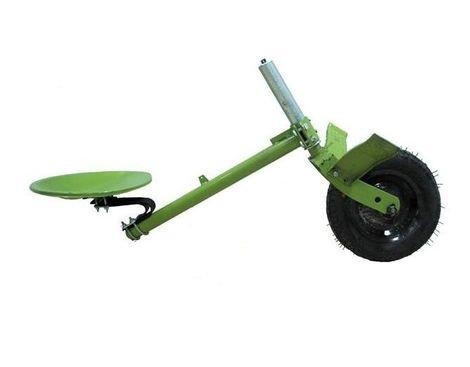 Сиденье к почвофрезе с колесом Кентавр
