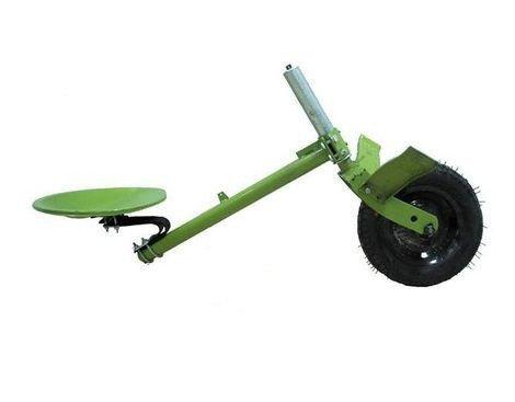 Сиденье к почвофрезе с колесом Кентавр, фото 2