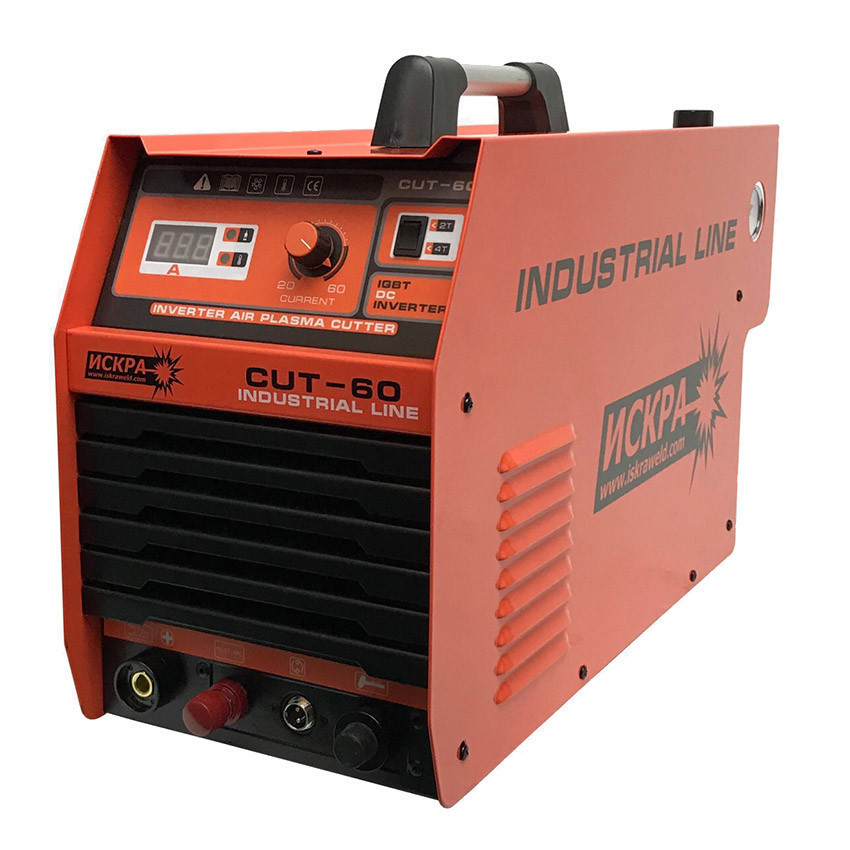 Аппарат плазменной резки Искра Industrial Line CUT-60