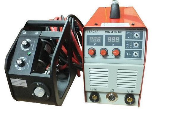 Инверторный сварочный полуавтомат VERONA MIG 315 DP, фото 2