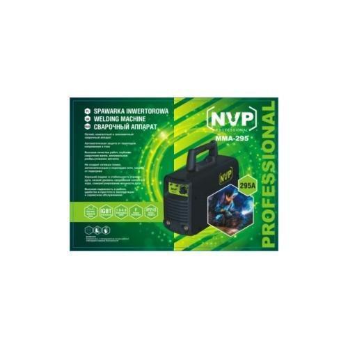 Сварочный инвертор NVP ММА-295