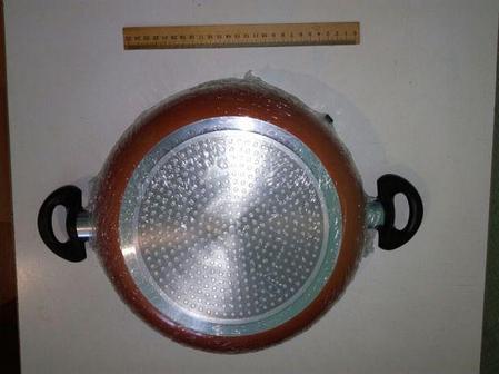Cковорода Bratmaxx 28 см+крышка (производство Германия) , фото 2