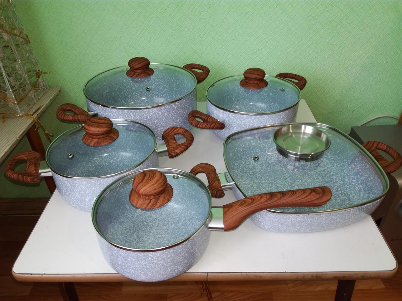 Набор кухонной посуды Edenberg Германия