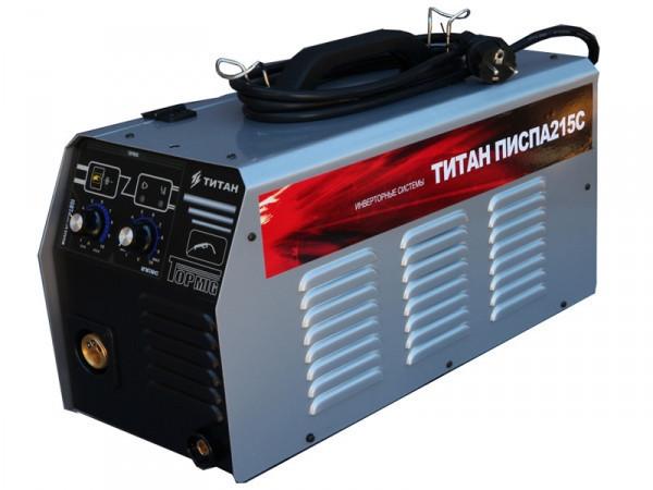 Полуавтомат Титан  PISPA 215S