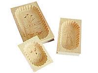 Форма для масла, деревянная 400 г