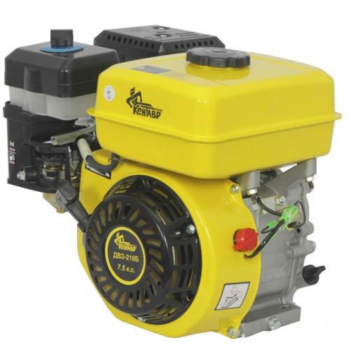 Бензиновый двигатель Кентавр ДВЗ-210Б