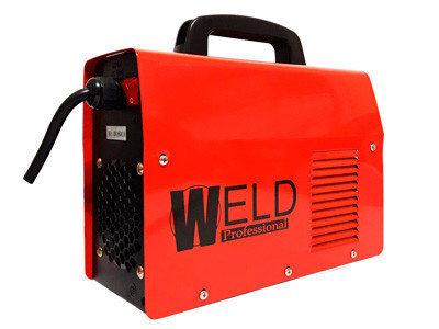 Сварочный инвертор Weld MMA 370 кейс дисплей Video, фото 2