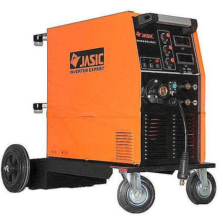 Сварочный инверторный полуавтомат JASIC MIG-250 (N290), фото 2