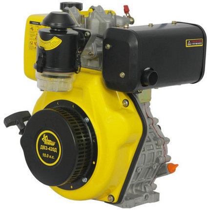 Дизельный двигатель Кентавр ДВЗ-420Д, фото 2