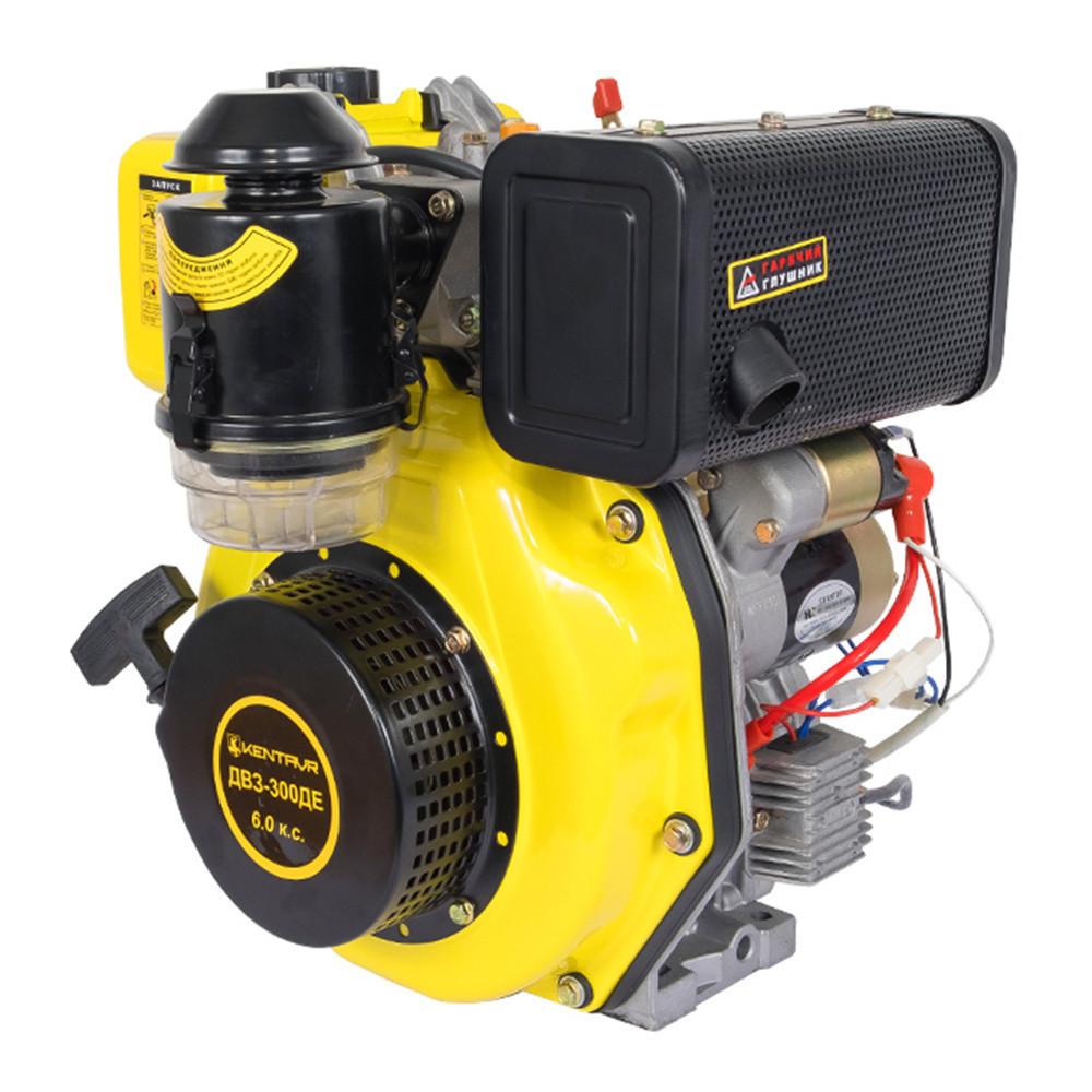 Дизельный двигатель Кентавр ДВС 300Д