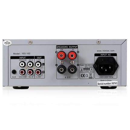 SKY-103 Hi-Fi караоке-усилитель, фото 2