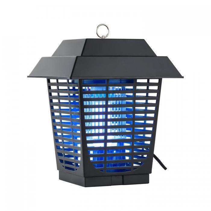 Отпугиватель насекомых Ex Lantern Insect Killer UV-A-Lamp Blue Light 20 Вт