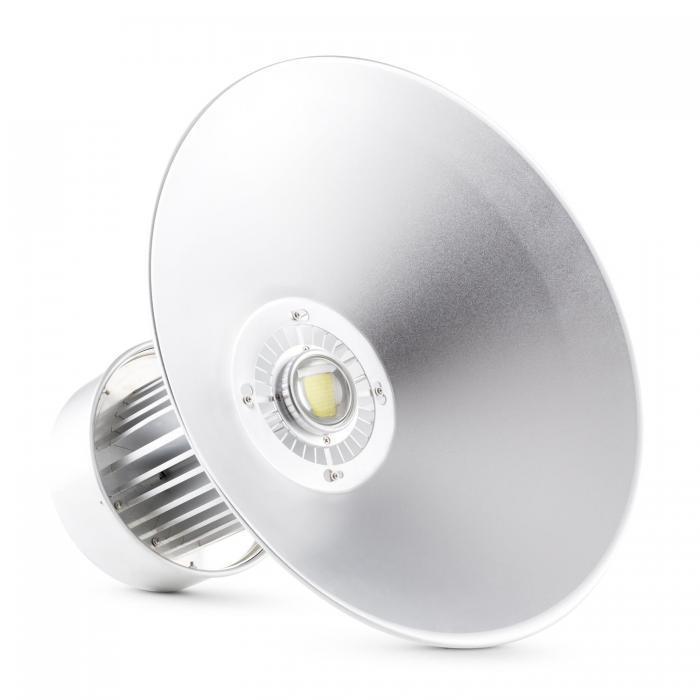 Прожектор светодиодный промышленный 100В алюминий