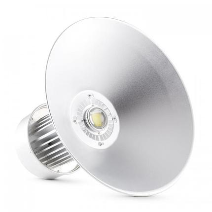 Прожектор светодиодный промышленный 100В алюминий, фото 2