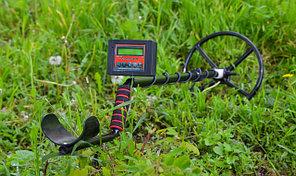 Металлоискатель импульсный Clone PI-AVR до 3 м с ЖК-дисплеем, фото 2