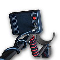 Металлоискатель импульсный Clone PI-AVR до 3 м с ЖК-дисплеем, фото 3