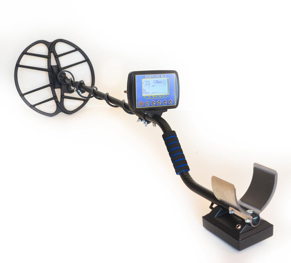 Металлоискатель для поиска монет от Производителя Фортуна М3/Fortune M3 корпус PL