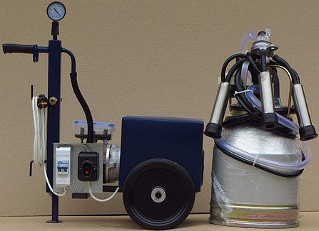 Доильный аппарат АИД-1 (масляный) СТЕЛЛА харьков, фото 2