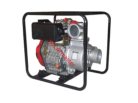 Дизельная помпа WEIMA (Вейма) WMС GZ100-30Е (электростартер), фото 2
