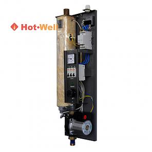 Котел электрический настенный Hot-Well Elektra Lux - 4,5 (с насосом, 4,5кВт - 220В), фото 2