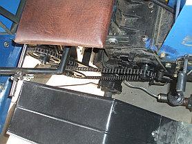 Комплект для подключения активной фрезы для мототрактора, фото 3