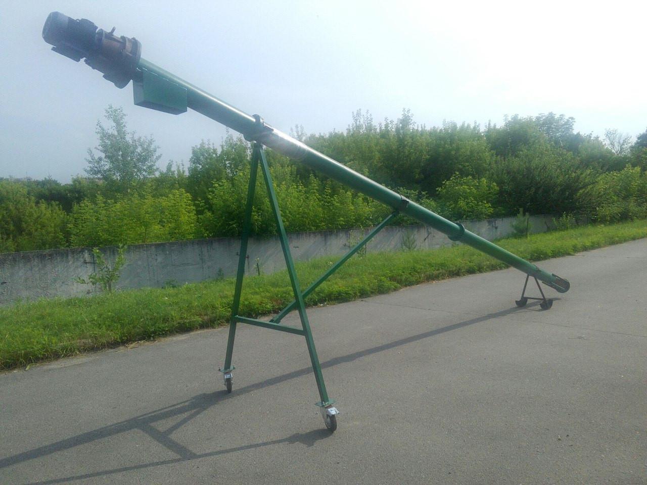 """Шнековый погрузчик """"EXPERT"""" ТГ160/3/3/1 бункер сьемный"""