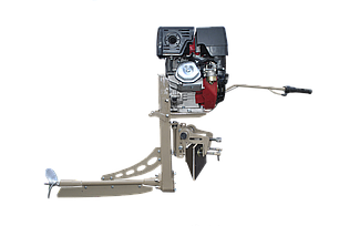 Подвесной лодочный мотор-болотоход MRS-16 HP , фото 2