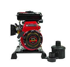 Мотопомпа WMQGZ40-20(двигатель WM152F) патрубок 40мм, 27куб/час