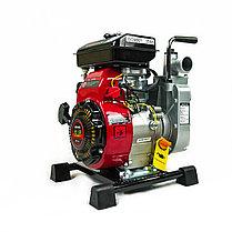 Мотопомпа WMQGZ40-20(двигатель WM152F) патрубок 40мм, 27куб/час, фото 3
