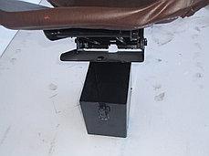 Сиденье EXPERT мягкое на аммортизаторе универсальное, фото 3