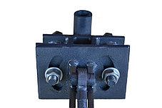 Сцепка для мотоблока WEIMA WM1100, WM1000 и их аналогов, сцепное устройство для мотоблока 105 , фото 3