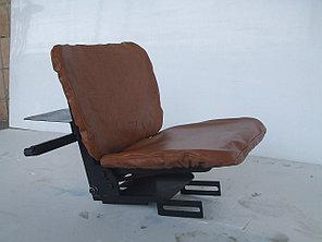 Сиденье для мототрактора (мягкое на аммортизаторе), фото 2