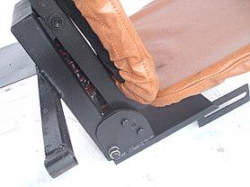 Сиденье для мототрактора (мягкое на аммортизаторе), фото 3