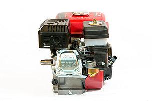 Двигатель WEIMA  ВТ170F-S2P  (шпонка, вал 20мм, шкив на 2ручья76мм ), бенз7.0 л.с., фото 2