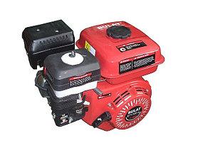Двигатель WEIMA  ВТ170F-S2P  (шпонка, вал 20мм, шкив на 2ручья76мм ), бенз7.0 л.с., фото 3
