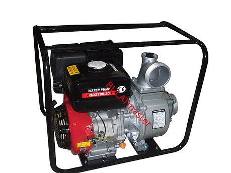 Бензиновая помпа WEIMA (Вейма) WMQGZ 100-30 (двигатель WM192 ,18 л.с.), фото 2