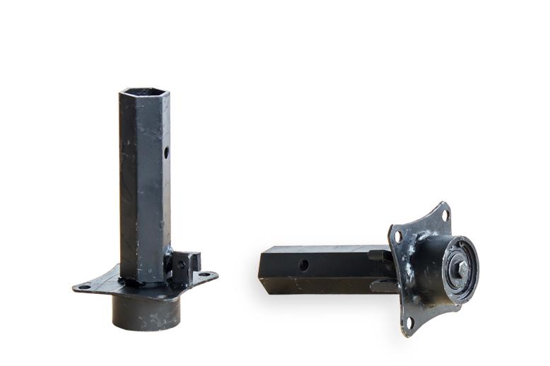 Дифференциальные полуоси (под 32 шестигр.) заводская цельнотянутая труба