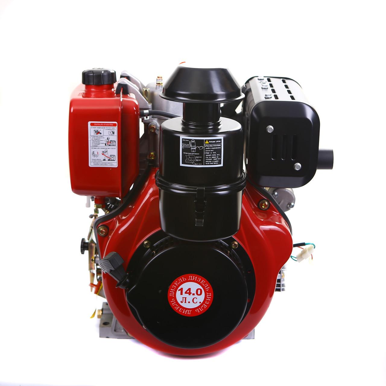 Двигатель дизельный WEIMA WM192FЕ (вал под шпонку)