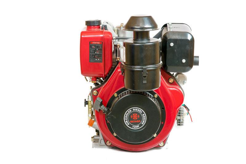 Двигатель дизельный WEIMA WM188FBSE (R) (вал под шпонку)