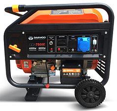 Бензиновый генератор Daewoo GDA 7500E