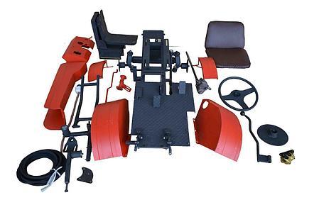 Комплект для переделки мотоблока в трактор (комплект EXPERT) , фото 2